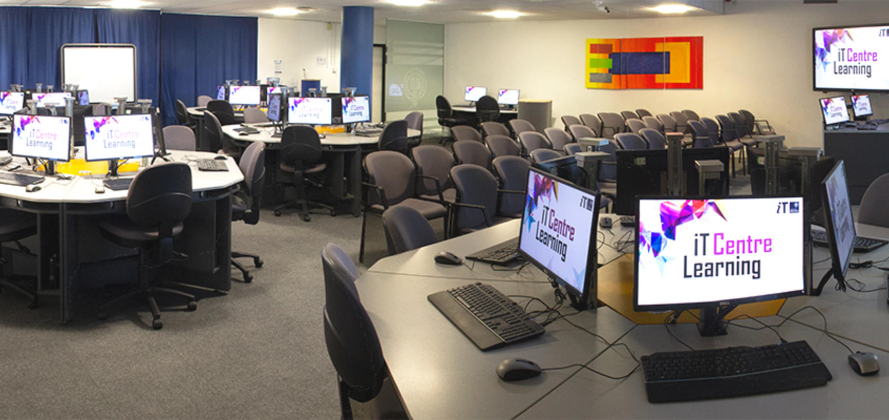 IT Learning Centre Isis room