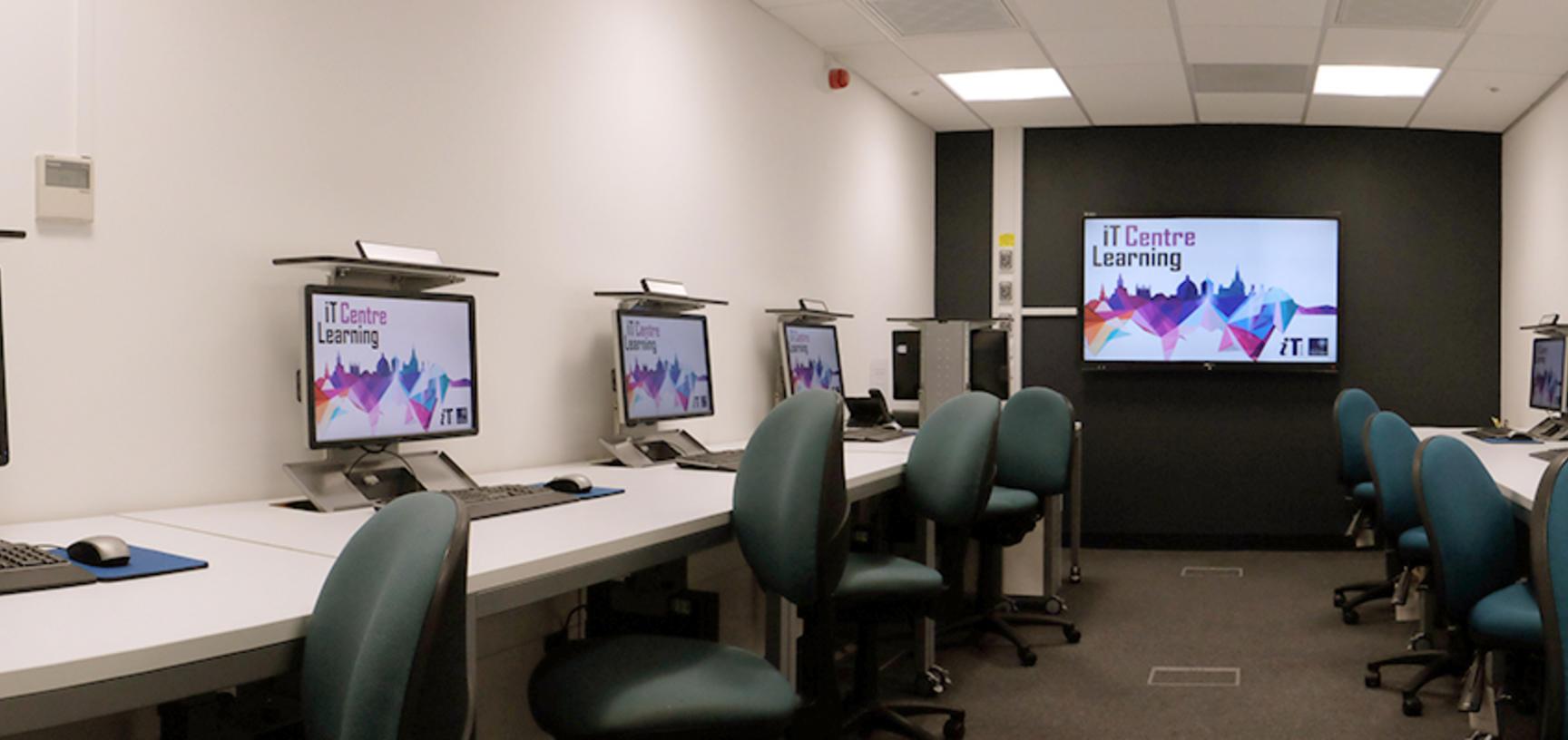 IT Learning Centre Ock room