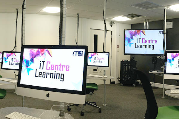 IT Learning Centre Cherwell room